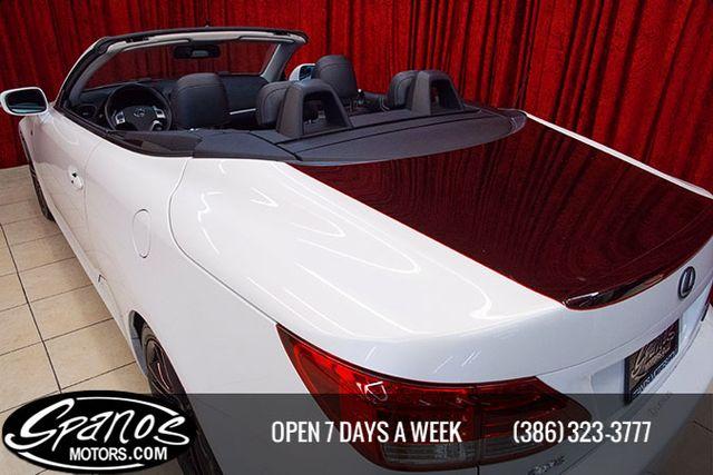 2012 Lexus IS 350C Daytona Beach, FL 49