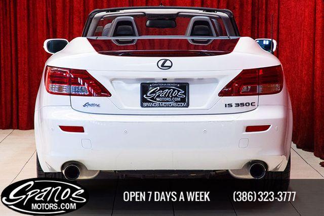 2012 Lexus IS 350C Daytona Beach, FL 5
