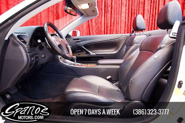 2012 Lexus IS 350C Daytona Beach, FL 24