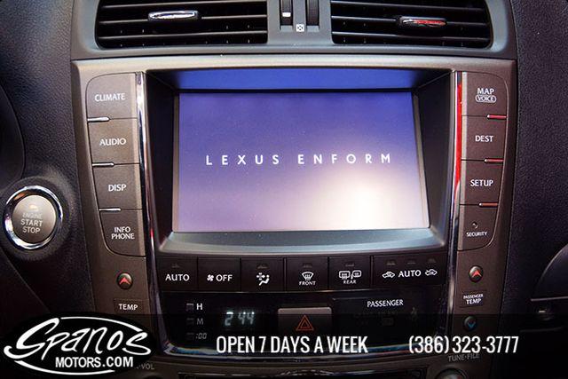 2012 Lexus IS 350C Daytona Beach, FL 33