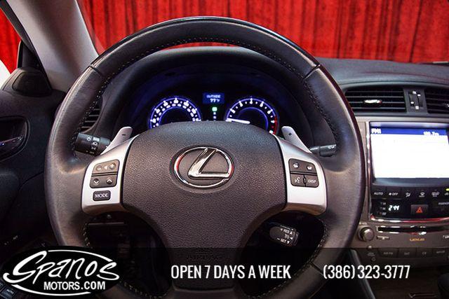 2012 Lexus IS 350C Daytona Beach, FL 25