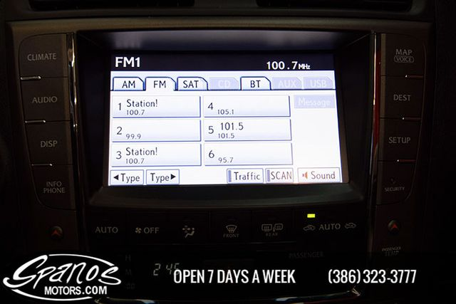 2012 Lexus IS 350C Daytona Beach, FL 35