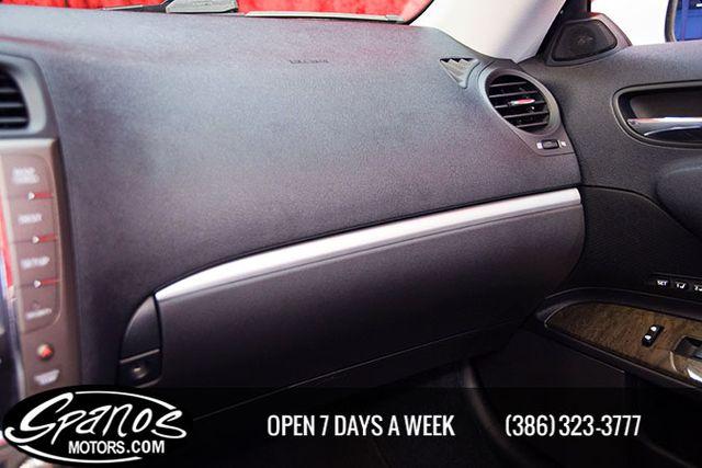 2012 Lexus IS 350C Daytona Beach, FL 38