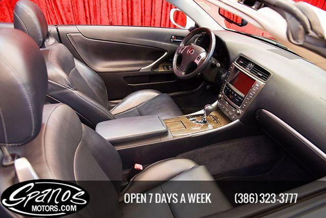 2012 Lexus IS 350C Daytona Beach, FL 41