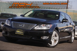 2012 Lexus LS 460 L - LUXURY PKG - NAV - MARK LEVINSON SOUND in Los Angeles