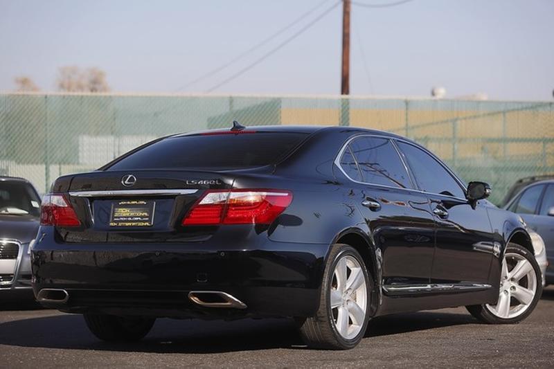 2012 Lexus LS 460 L - LUXURY PKG - NAV - MARK LEVINSON SOUND  city California  MDK International  in Los Angeles, California