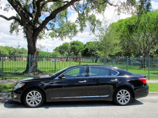 2012 Lexus LS 460 L Miami, Florida 1