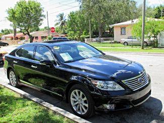 2012 Lexus LS 460 L Miami, Florida 5