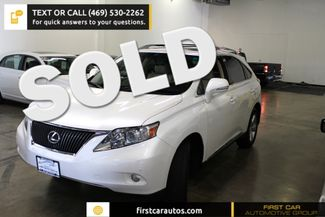 2012 Lexus RX 350 Premium | Plano, TX | First Car Automotive Group in Plano, Dallas, Allen, McKinney TX