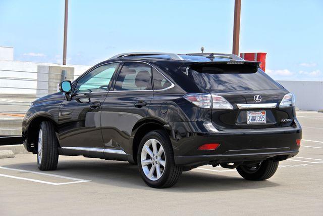2012 Lexus RX 350 Reseda, CA 4