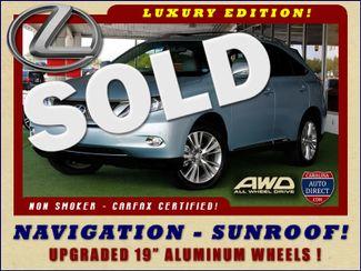2012 Lexus RX 450h AWD - LUXURY EDITION - NAVIGATION - SUNROOF! Mooresville , NC
