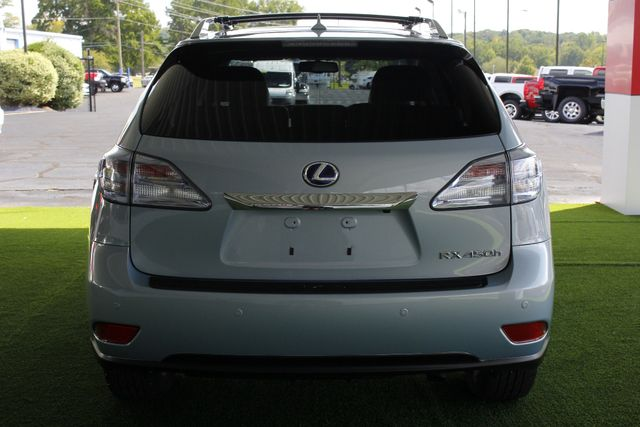 2012 Lexus RX 450h AWD - LUXURY EDITION - NAVIGATION - SUNROOF! Mooresville , NC 19