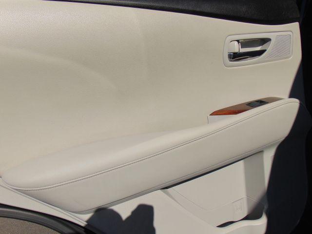 2012 Lexus RX350 Technology Pakage Navigation/Back up Camera Leesburg, Virginia 23