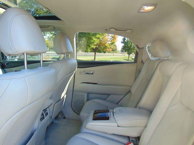 2012 Lexus RX350 Technology Pakage Navigation/Back up Camera Leesburg, Virginia 24