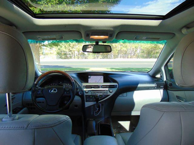2012 Lexus RX350 Technology Pakage Navigation/Back up Camera Leesburg, Virginia 26