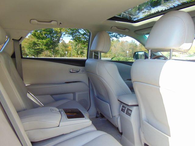 2012 Lexus RX350 Technology Pakage Navigation/Back up Camera Leesburg, Virginia 33