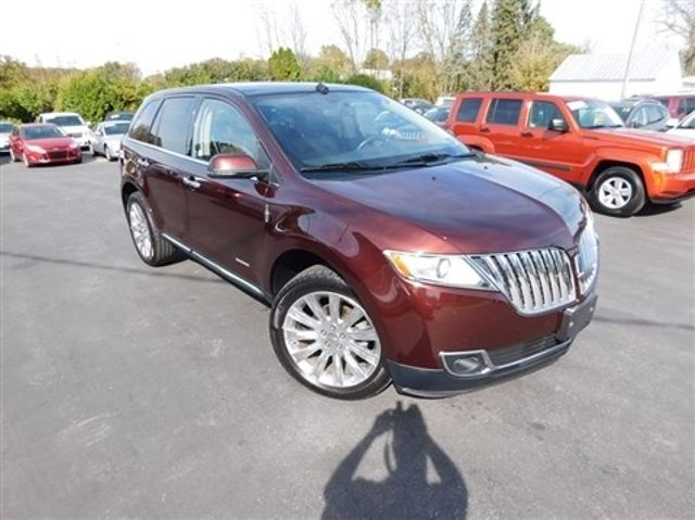 2012 Lincoln MKX LIMITED Ephrata, PA 0