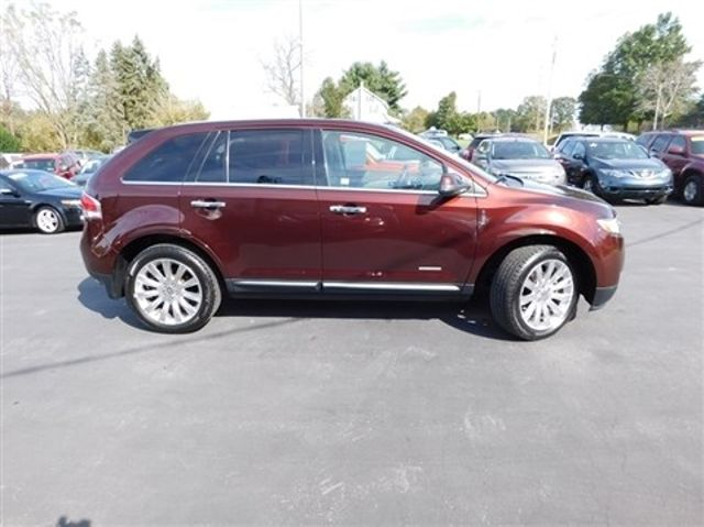 2012 Lincoln MKX LIMITED Ephrata, PA 2