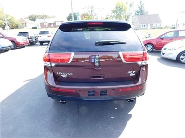 2012 Lincoln MKX LIMITED Ephrata, PA 4