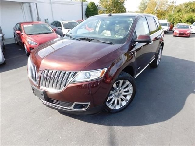 2012 Lincoln MKX LIMITED Ephrata, PA 7