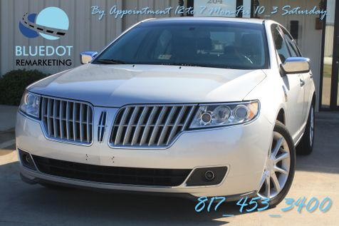 2012 Lincoln MKZ | COOLED SEATS-BLUETOOTH- SUNROOF-VERY NICE~ in Mansfield, TX