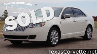 2012 Lincoln MKZ in Lubbock Texas