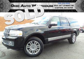 2012 Lincoln Navigator L 4x4 Navigation Sunroof 3rd Row We Finance   Canton, Ohio   Ohio Auto Warehouse LLC in  Ohio
