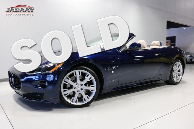 2012 Maserati GranTurismo Convertible Sport Merrillville, Indiana 0