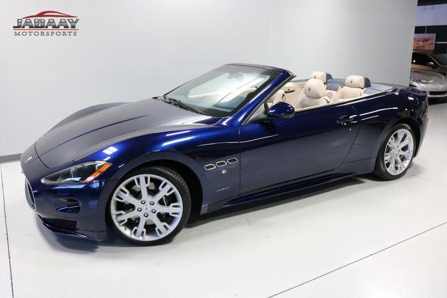 2012 Maserati GranTurismo Convertible Sport Merrillville, Indiana 29