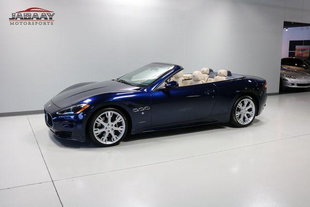 2012 Maserati GranTurismo Convertible Sport Merrillville, Indiana 34