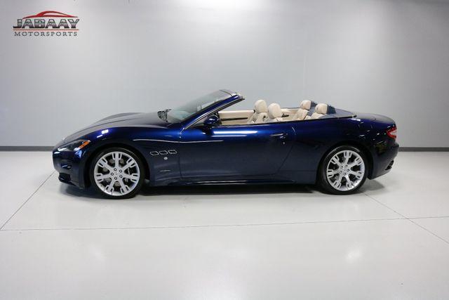 2012 Maserati GranTurismo Convertible Sport Merrillville, Indiana 35