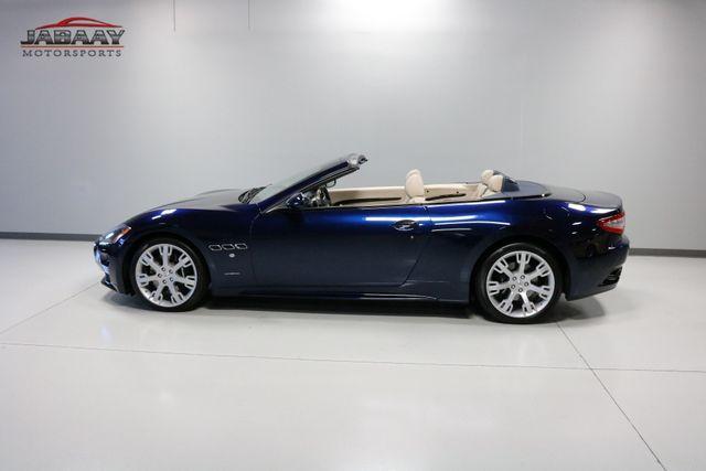 2012 Maserati GranTurismo Convertible Sport Merrillville, Indiana 36