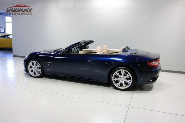2012 Maserati GranTurismo Convertible Sport Merrillville, Indiana 37