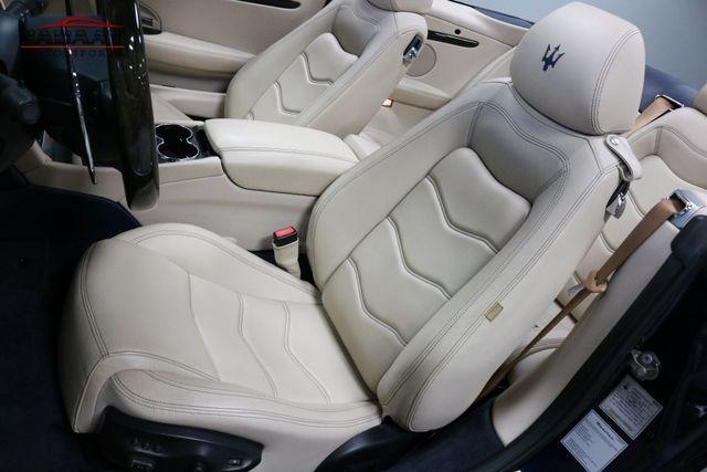 2012 Maserati GranTurismo Convertible Sport Merrillville, Indiana 11