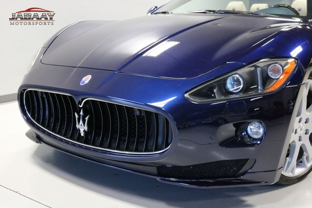 2012 Maserati GranTurismo Convertible Sport Merrillville, Indiana 30