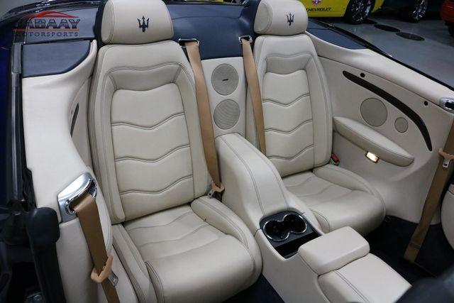 2012 Maserati GranTurismo Convertible Sport Merrillville, Indiana 13