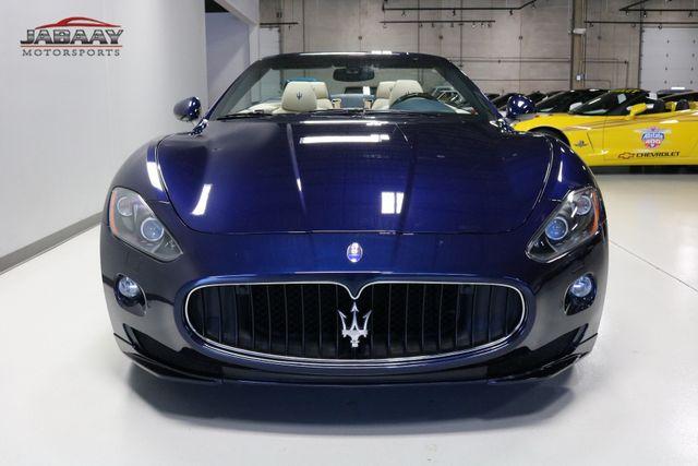 2012 Maserati GranTurismo Convertible Sport Merrillville, Indiana 7