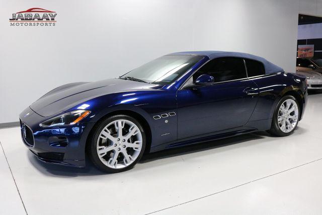 2012 Maserati GranTurismo Convertible Sport Merrillville, Indiana 25