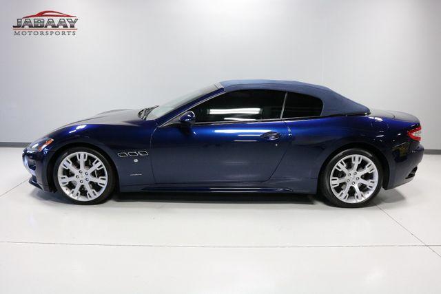 2012 Maserati GranTurismo Convertible Sport Merrillville, Indiana 26