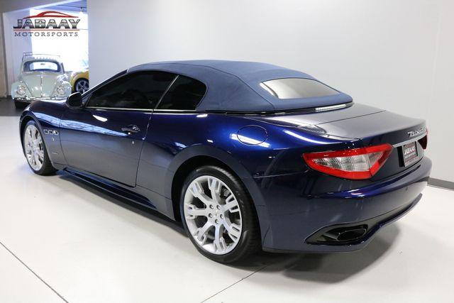 2012 Maserati GranTurismo Convertible Sport Merrillville, Indiana 27