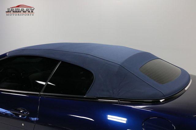 2012 Maserati GranTurismo Convertible Sport Merrillville, Indiana 28