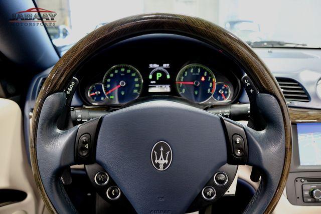 2012 Maserati GranTurismo Convertible Sport Merrillville, Indiana 17