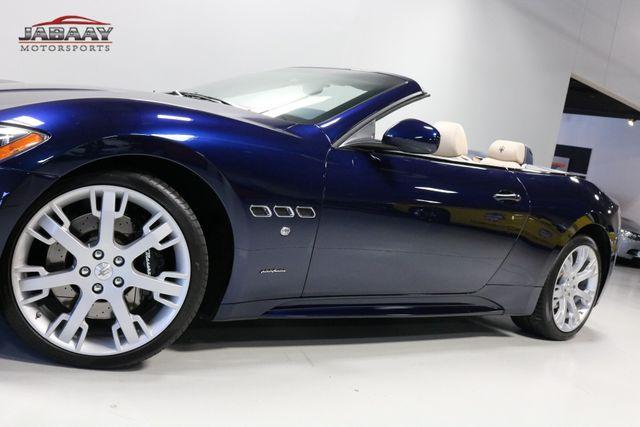 2012 Maserati GranTurismo Convertible Sport Merrillville, Indiana 31