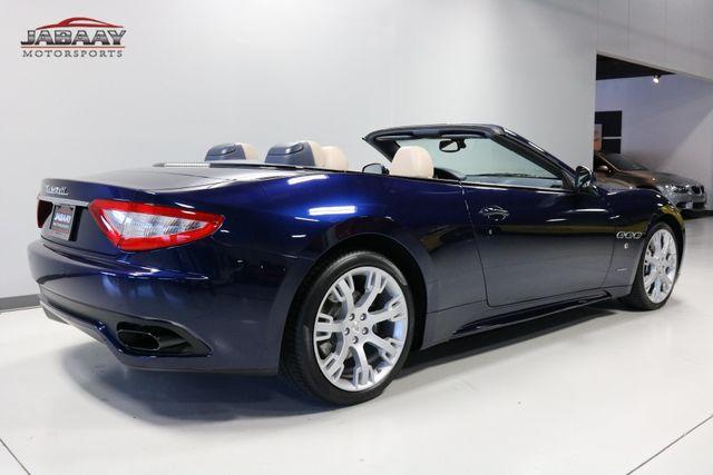 2012 Maserati GranTurismo Convertible Sport Merrillville, Indiana 4
