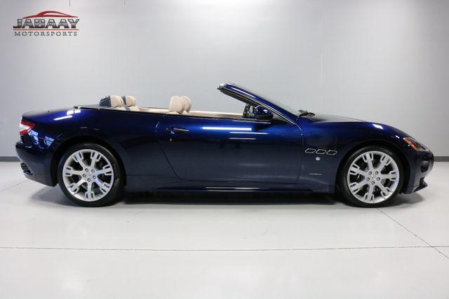 2012 Maserati GranTurismo Convertible Sport Merrillville, Indiana 5