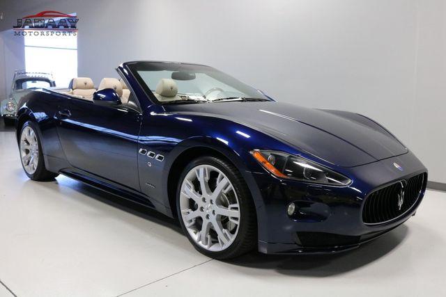 2012 Maserati GranTurismo Convertible Sport Merrillville, Indiana 6