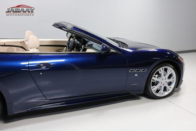 2012 Maserati GranTurismo Convertible Sport Merrillville, Indiana 39