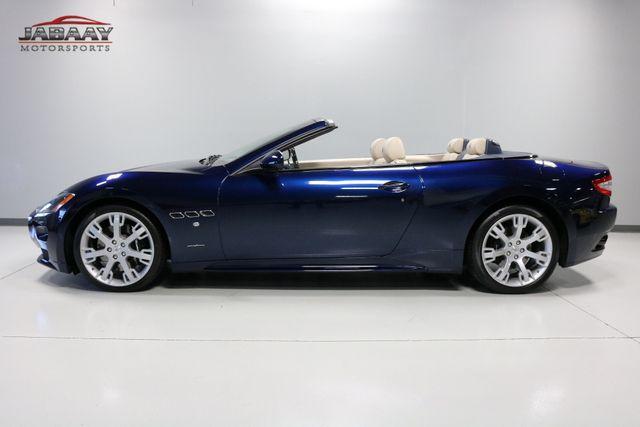 2012 Maserati GranTurismo Convertible Sport Merrillville, Indiana 1