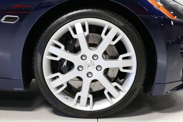 2012 Maserati GranTurismo Convertible Sport Merrillville, Indiana 47