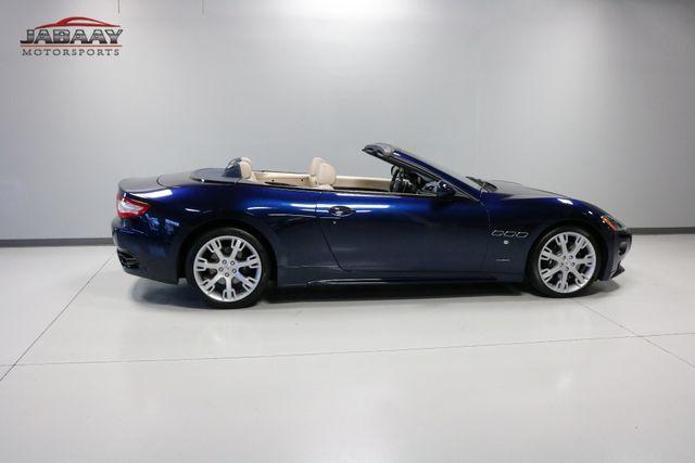 2012 Maserati GranTurismo Convertible Sport Merrillville, Indiana 41